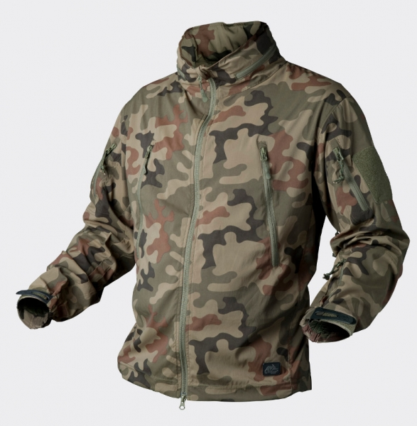 Softshell Jacke TROOPER Woodland