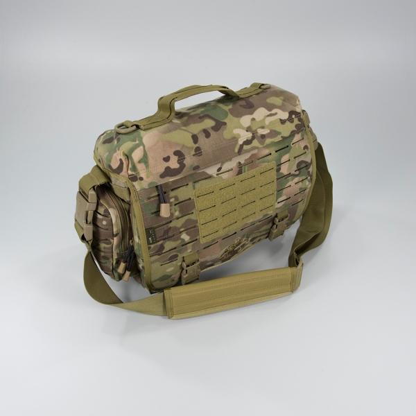 Messenger Bag - Notebook Tasche Camogrom