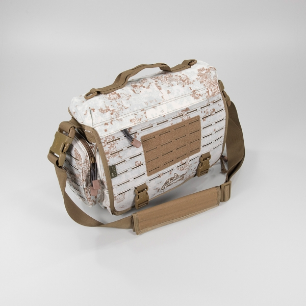 Messenger Bag - Notebook Tasche Pencot Snowdrift