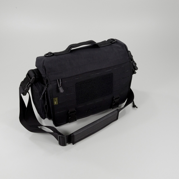 Messenger Bag - Notebook Tasche schwarz/black