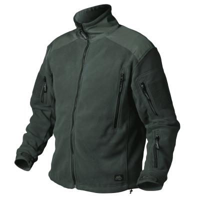 Liberty Double Fleece Jacke Farbe: Jungle Green