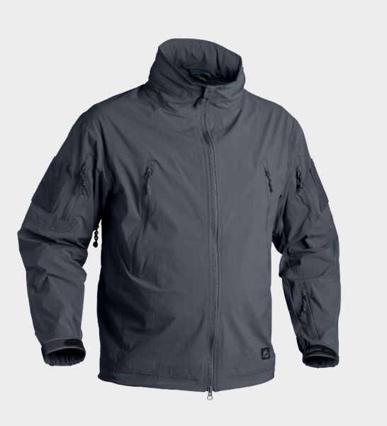Softshell Jacke TROOPER Shadow Grau