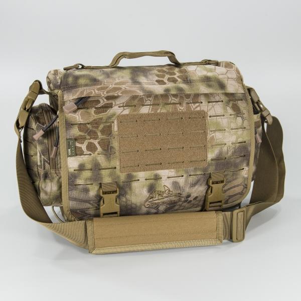 Messenger Bag - Notebook Tasche Kryptek Highlander