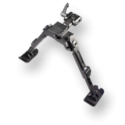 Fortmeier Bipod -Zweibein H184 6 Uhr mit Pica-Adapter