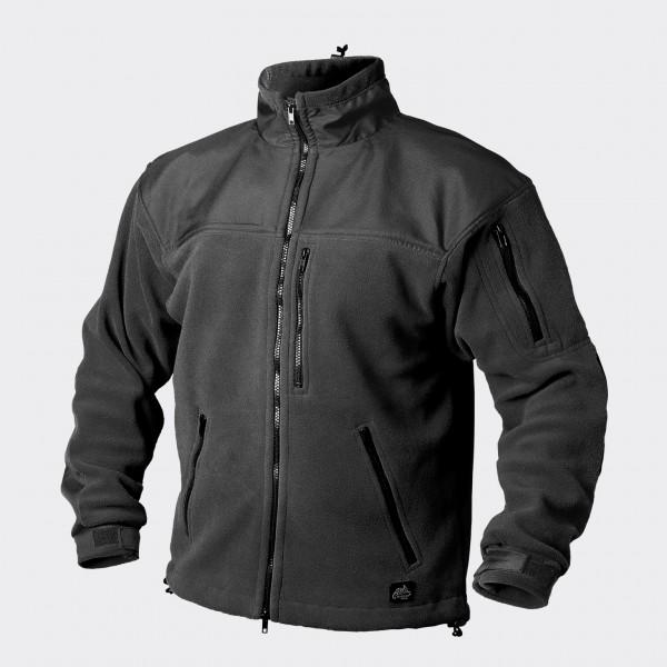 Classic Army Jacket - Fleece - Black