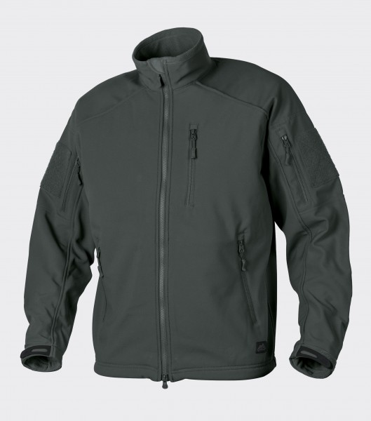 DELTA TACTICAL Softshell Jacket - Shark Skin - Dschungelgrün