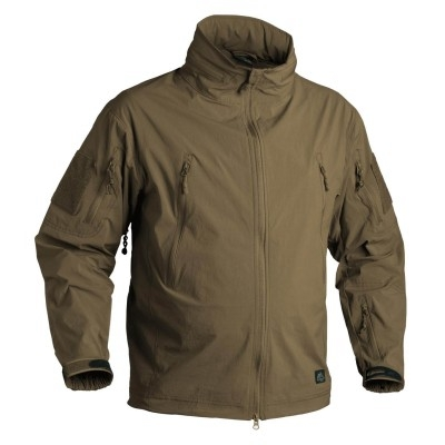 Softshell Jacke TROOPER Mud Brown
