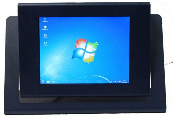 Visio Pro Ruggend Outdoor Panel PC für den Schießstand