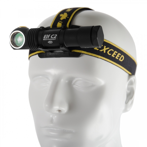 Armytek Elf C2 Micro-USB+18650