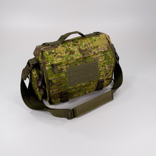 Messenger Bag - Notebook Tasche Pencot Green Zone
