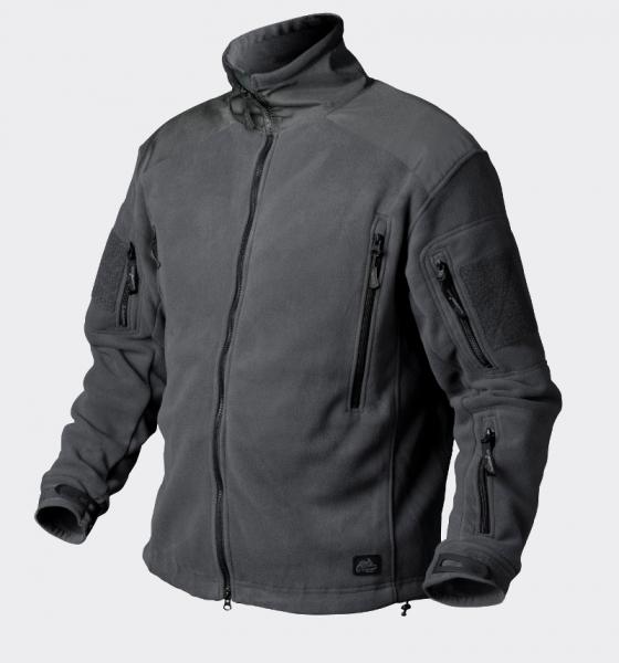 Liberty Double Fleece Jacke Farbe: Shadow Grau