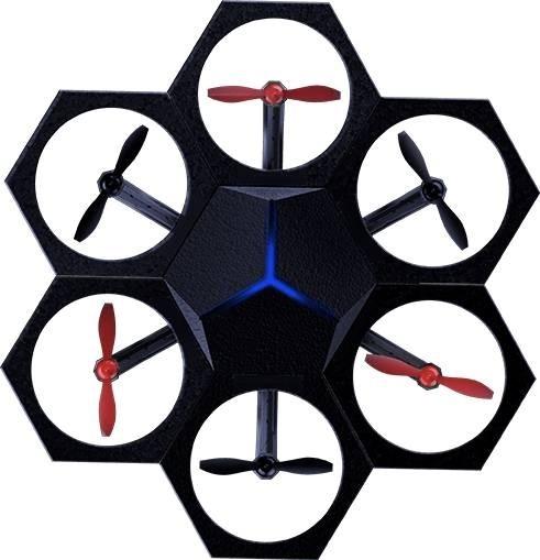 Makeblock-Airblock Drone, Hexacopter,