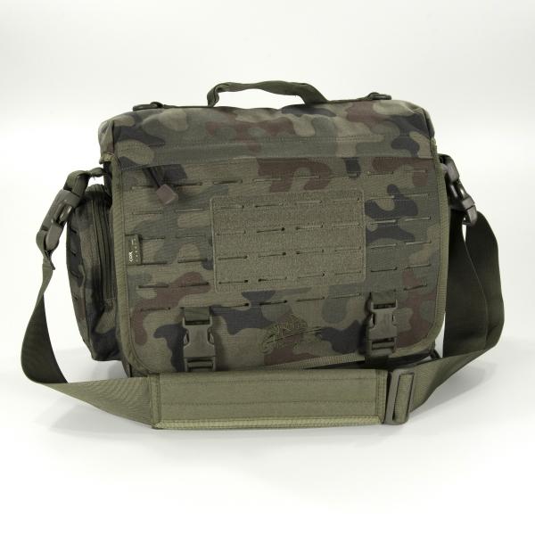 Messenger Bag - Notebook Tasche PL Woodland