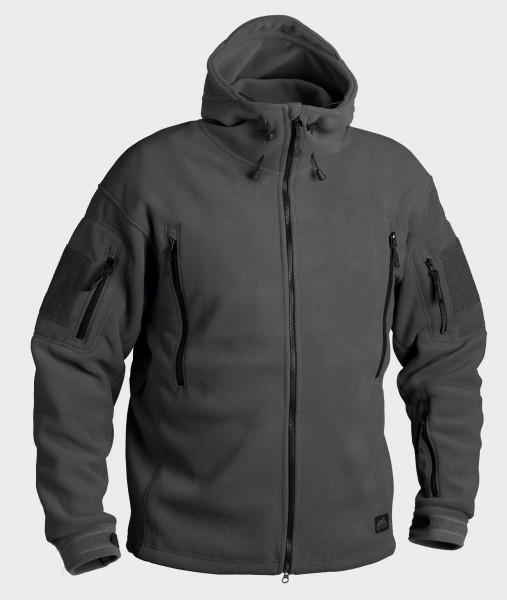 Patriot Jacket - Double Fleece - Shadow Grey