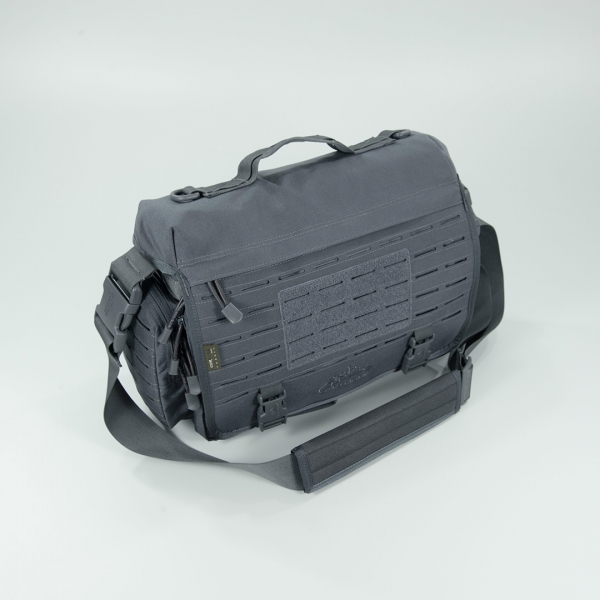Messenger Bag - Notebook Tasche Shadow Gray